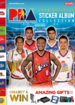 PBA Sticker Album 2018 (Stickito)