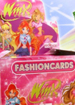 Winx Club Fashioncards (Edibas)
