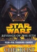 Star Wars Revenge of the Sith - Flix-Pix Trading Cards (Merlin)