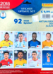 FIFA World Cup Russia 2018 - Update-Set (Panini)