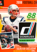 2018 Donruss Football NFL Trading Cards (Panini)