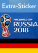 FIFA World Cup Russia 2018 - Extra-Sticker DE (Panini)