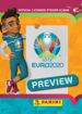 UEFA EURO 2020 - Official Preview Sticker Collection - 528 Sticker Version (Panini)