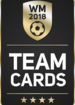Team Cards - WM 2018 (Ferrero)